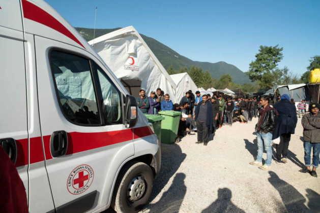 Missione umanitaria di Mamre in Bosnia 4