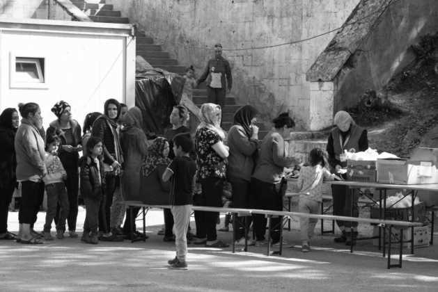 Missione umanitaria di Mamre in Bosnia 6