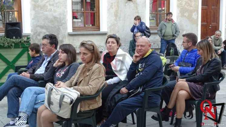 Rivarolo Canavese Chiesa di San Rocco Rosa per la Lilt 3