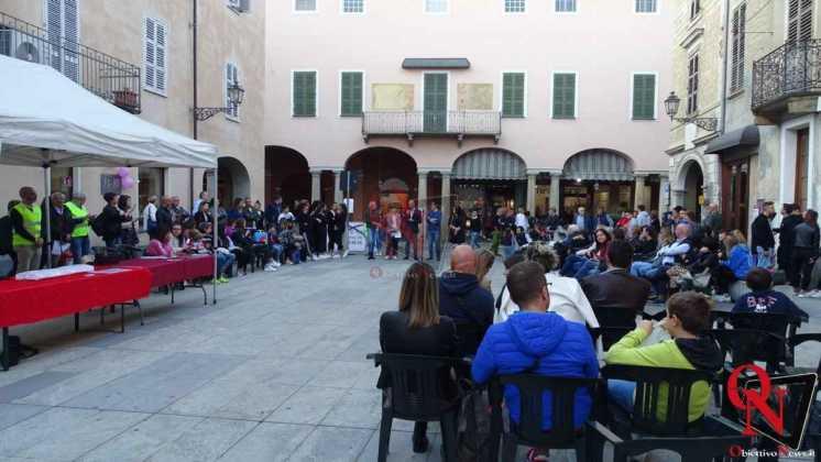 Rivarolo Canavese Chiesa di San Rocco Rosa per la Lilt 5