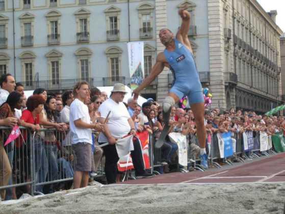 Roberto La Barbera salto in lungo atleti amputati Res