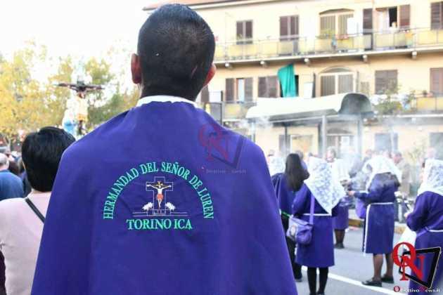 Torino Processione peruviana 1