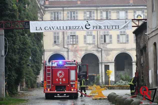 Torino incendio cavallerizza 5 Res