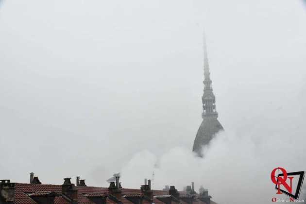 Torino incendio cavallerizza Res