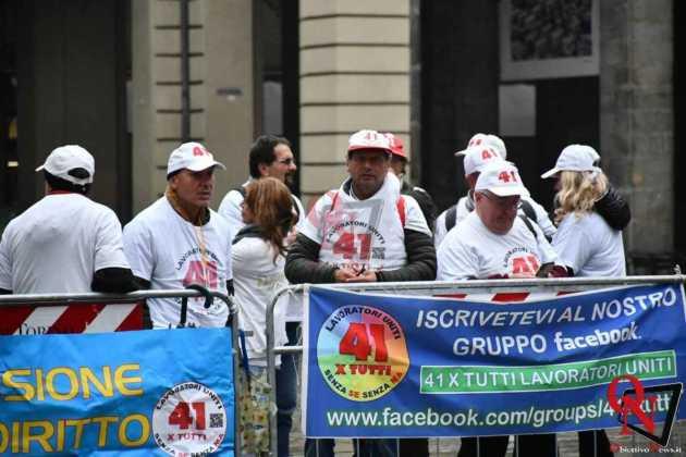 Torino manifestazione aziende in crisi 1 Res