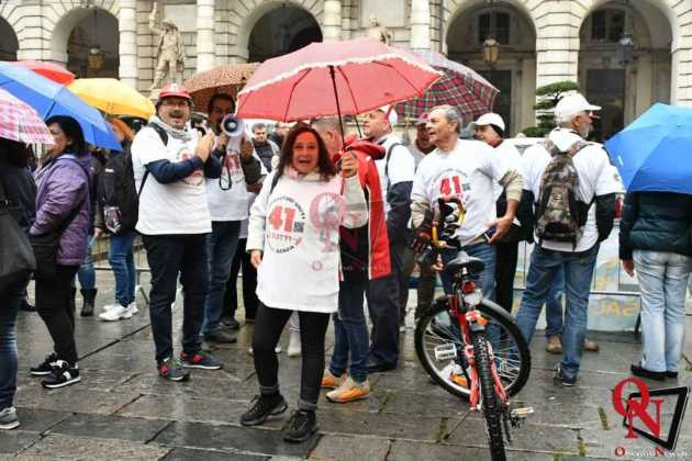 Torino manifestazione aziende in crisi 7 Res