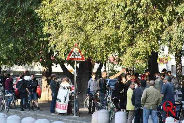 Torino protesta per mercato Res