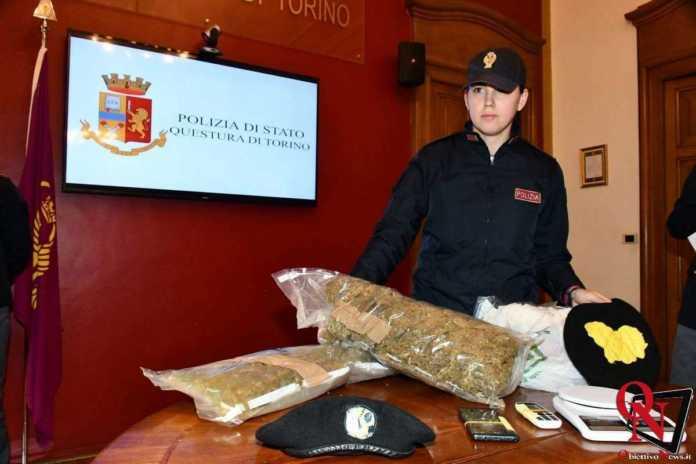 Torino sequestro marijuana 3 Res