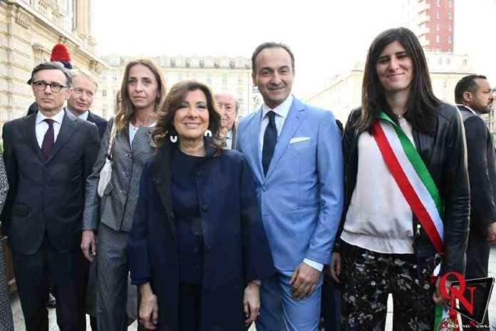 Torino visita Casellati Res
