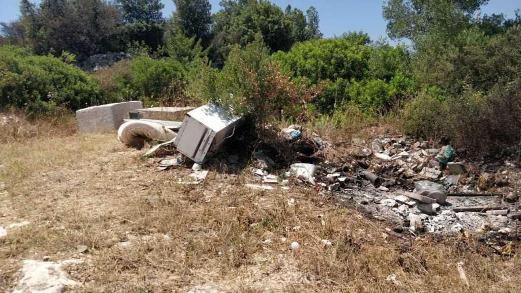 abbandono rifiuti Res