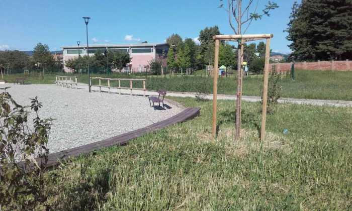 area verde Tetti Neirotti Rivoli 5 Res