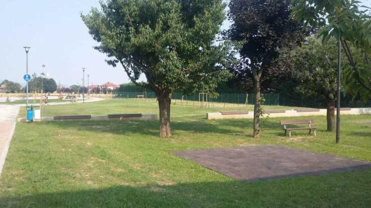 area verde Tetti Neirotti Rivoli 7 Res