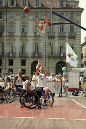 basket carrozzina 4 Res