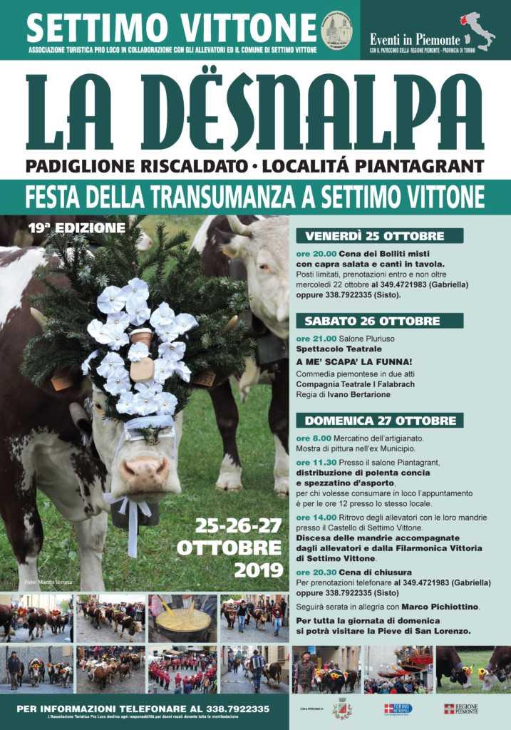 locandina Desnalpà Settimo Vittone 2019