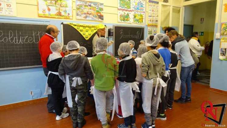 Cuorgne coldiretti scuole 1