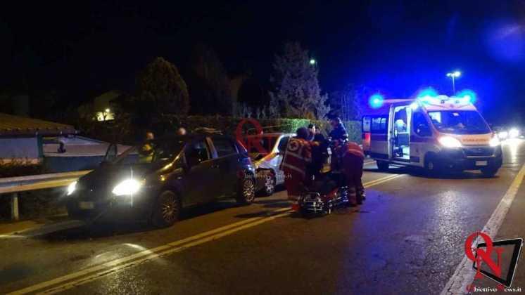 Feletto Incidente 460 via Circonvallazione 1