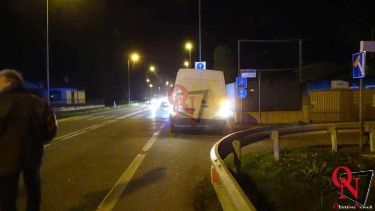 Feletto Incidente 460 via Circonvallazione 10