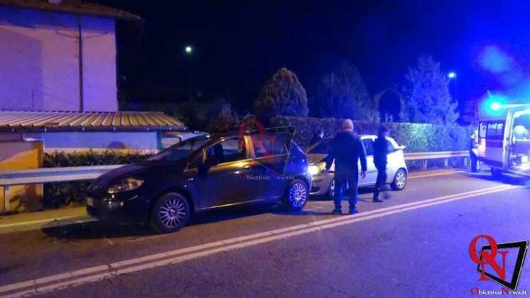 Feletto Incidente 460 via Circonvallazione 2