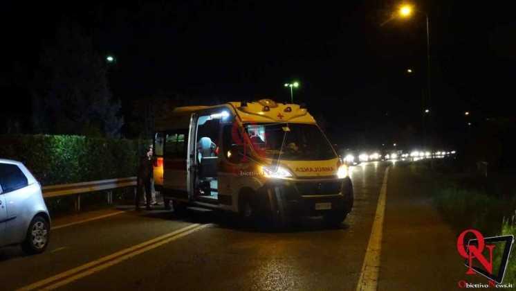 Feletto Incidente 460 via Circonvallazione 3