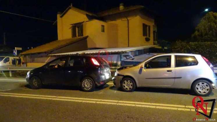 Feletto Incidente 460 via Circonvallazione 5