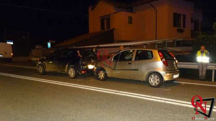 Feletto Incidente 460 via Circonvallazione 7