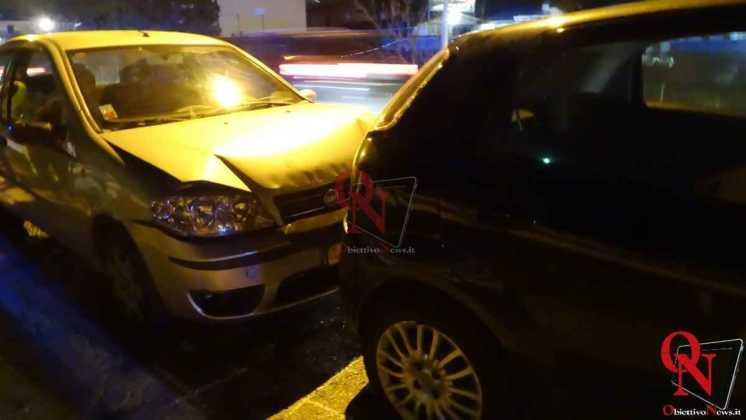 Feletto Incidente 460 via Circonvallazione 8