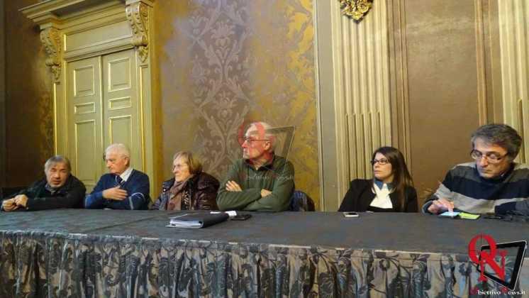 Rivarolo ASA Conferenza stampa Rostagno 2