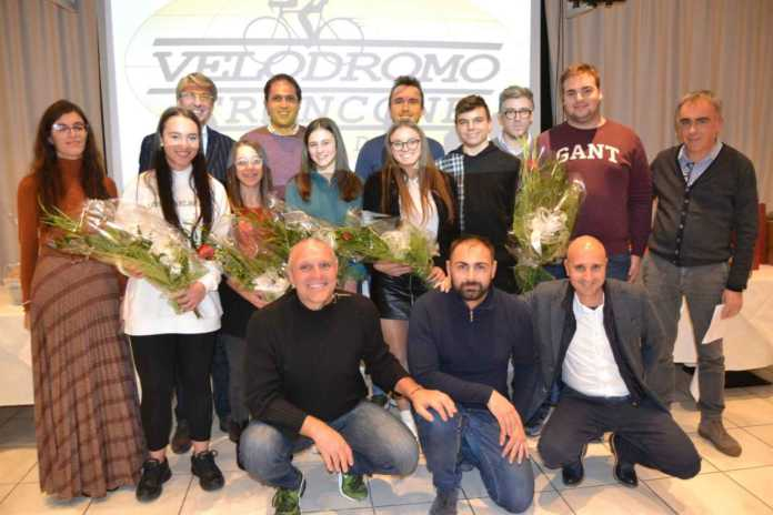 Velodromo in Festa Premiazioni Res
