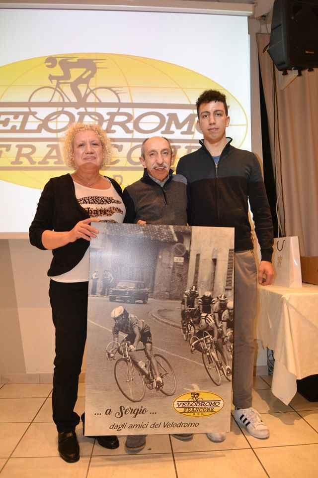 Velodromo in Festa Sergio Battistetti Res