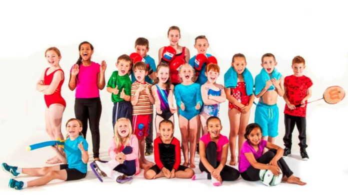 bambini e sport Res