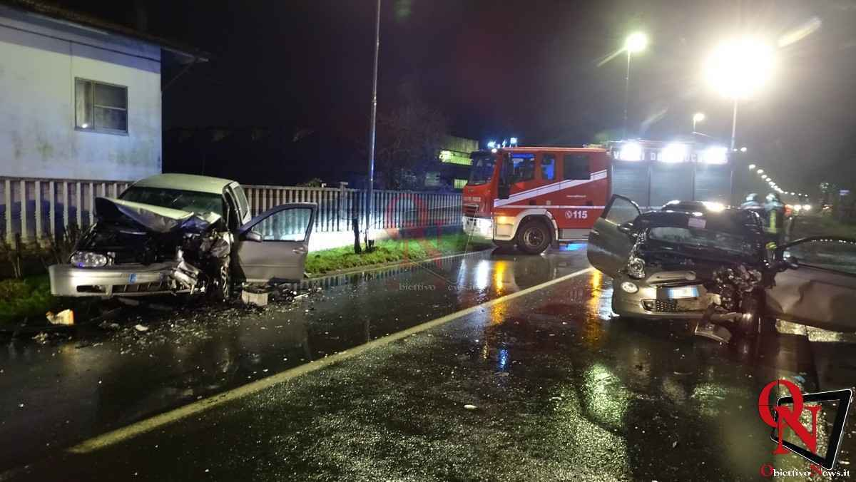 Busano incidente via Perino 10