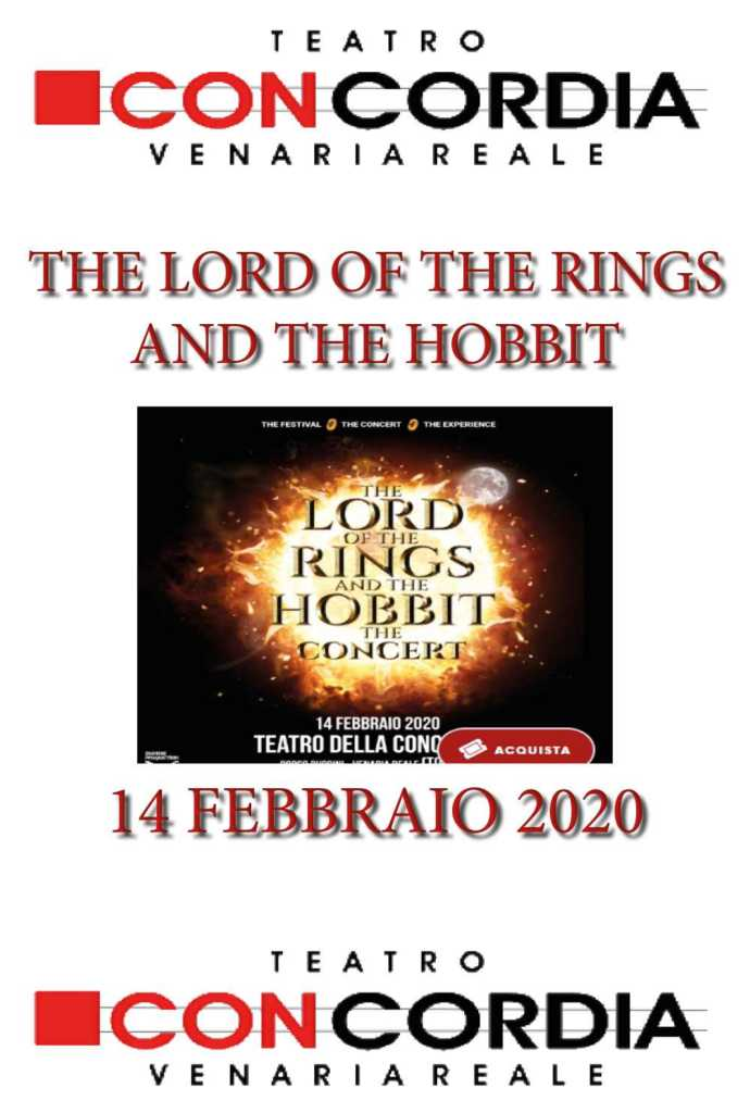 14 02 THE LORD OF THE RINGS AND THE HOBBIT 2