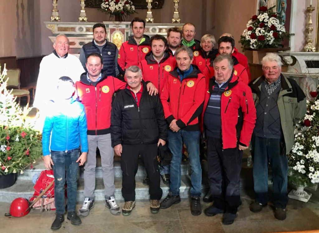 CERESOLE REALE – Celebrati i 63 anni della Stazione del Soccorso Alpino