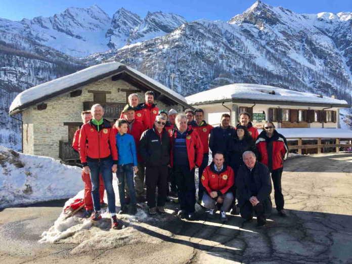 CERESOLE REALE – Celebrati i 63 anni della Stazione del Soccorso Alpino 2