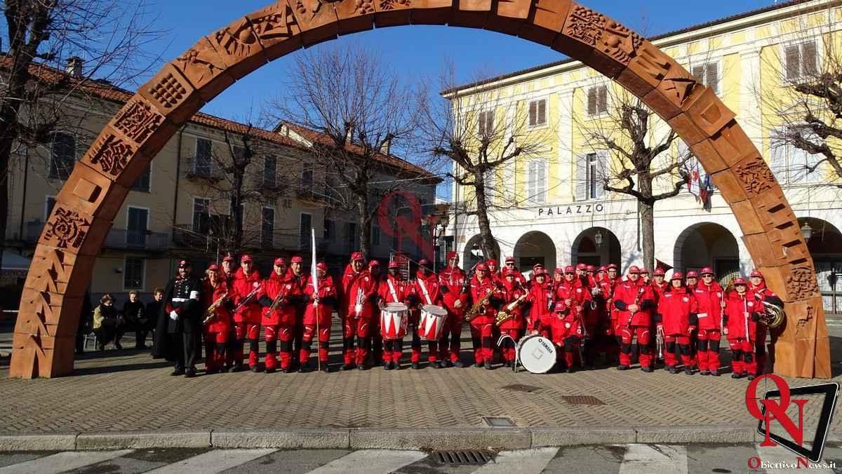 Castellamonte intitolazione Piazza a Carolina Cresto Calvo 1