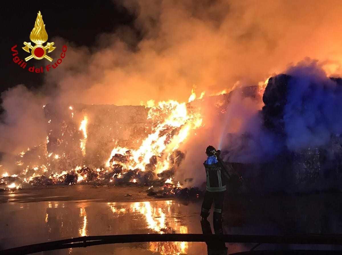 Risultato immagini per Incendio al Gerbido