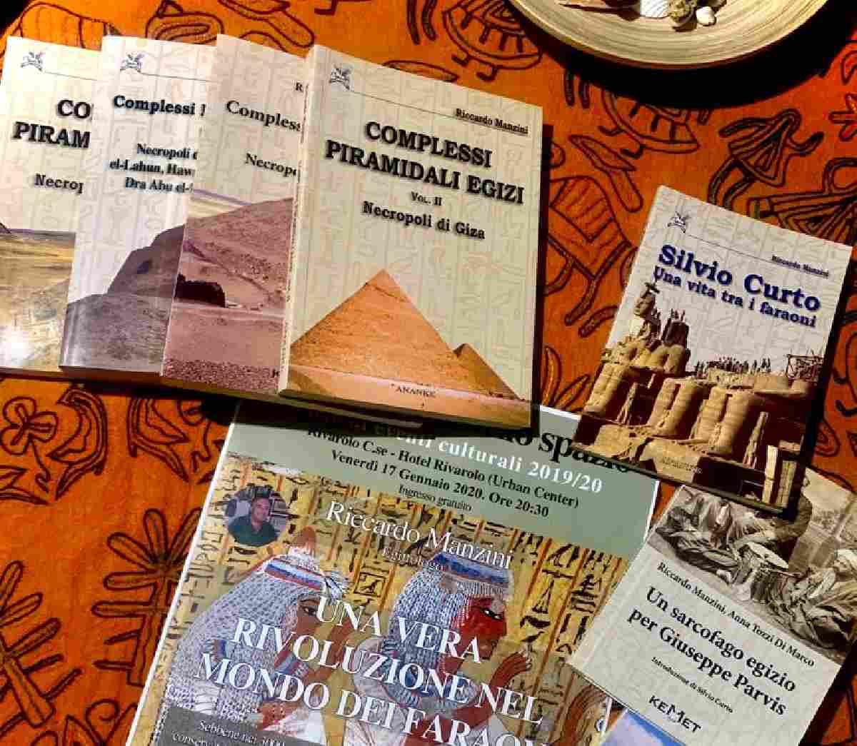 """RIVAROLO CANAVESE – Venerdì 17 gennaio:  """"Una vera rivoluzione nel mondo dei Faraoni"""""""