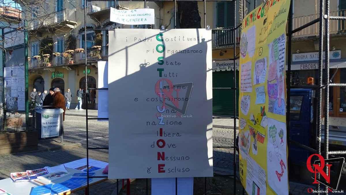 Rivarolo Canavese Omaggio alla Costituzione Italiana 1