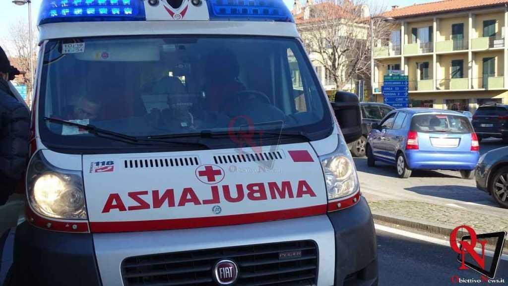Rivarolo Donna Investita Corso Torino 1