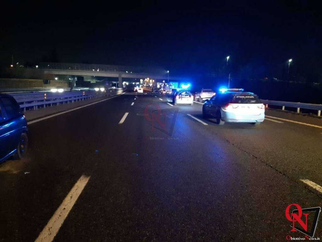 Rivoli incidente su a32 3 Res