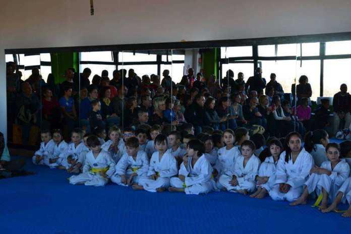 Taekwondo Rivarolo passaggio cintura 7