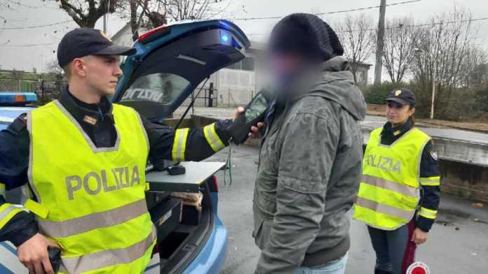 Torino polizia stradale
