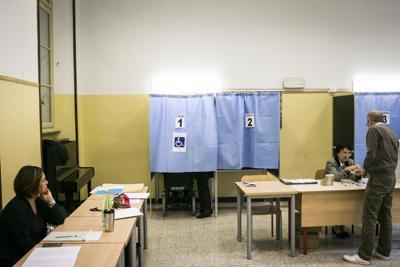 elezioni seggio Fg