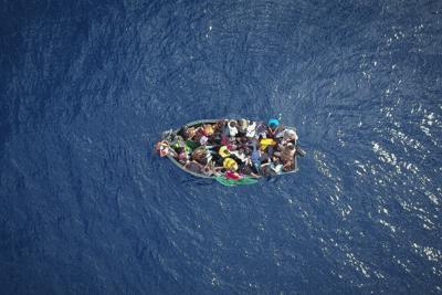 migranti afp