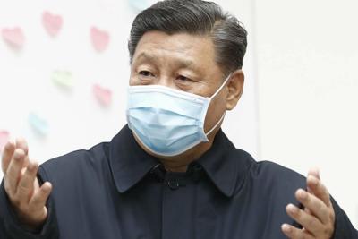 Coronavirus Xi Jinping Fg Ipa