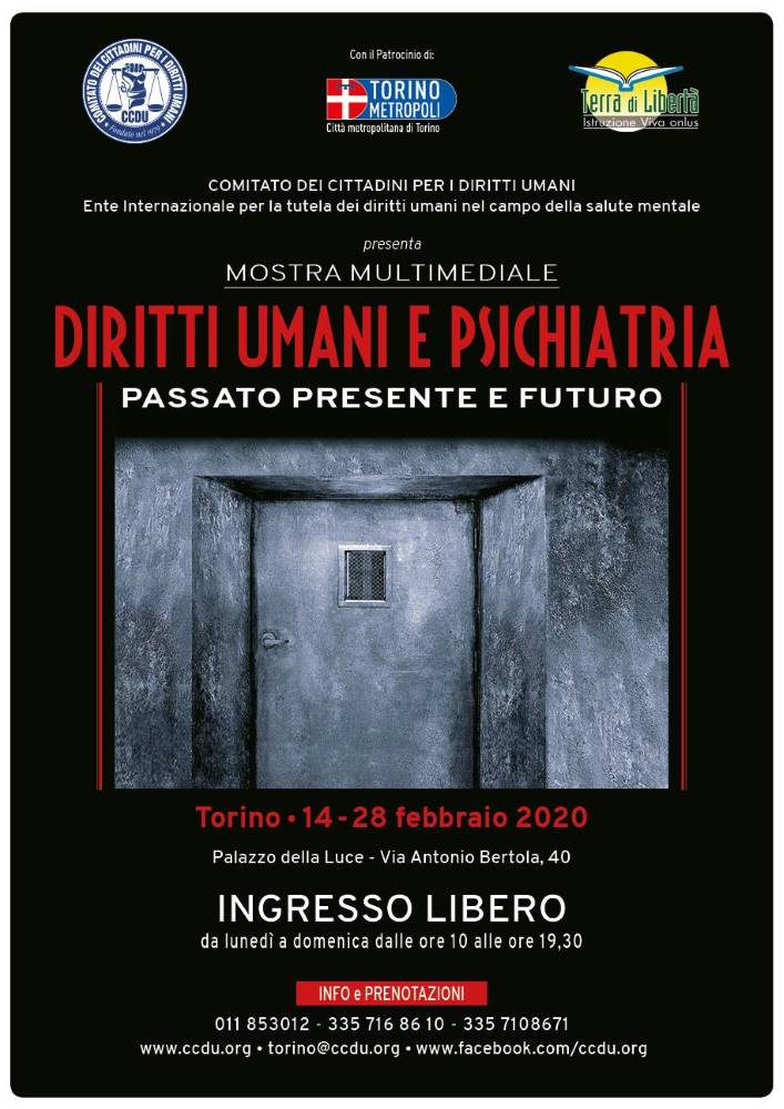 Diritti umani e psichiatria passato presente e futuro