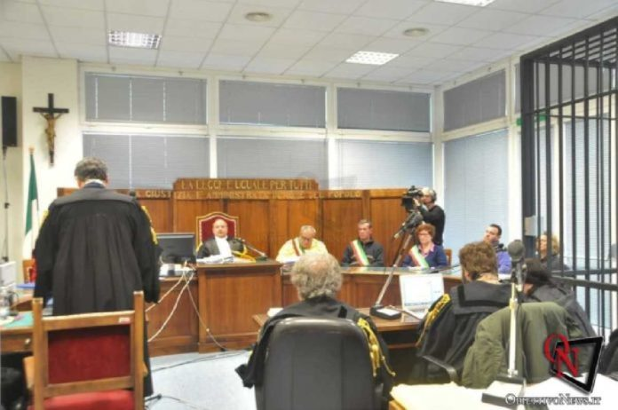 Ivrea Castellamonte Processo Rosboch Abbattista