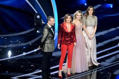 Sanremo 2020 seconda serata Fg Ipa