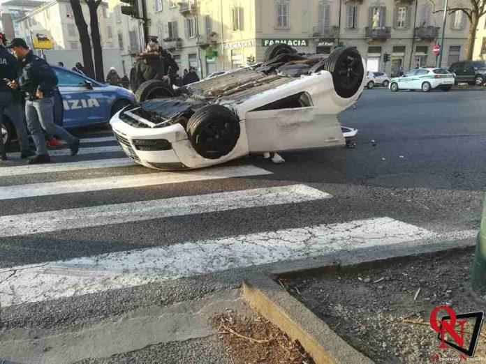 Torino inseguimento polizia 4 Res