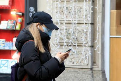 virus Cina mascherine Italia Ftg